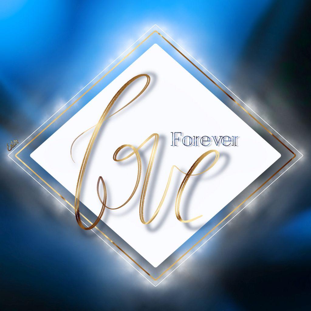 Forever Love illustratie