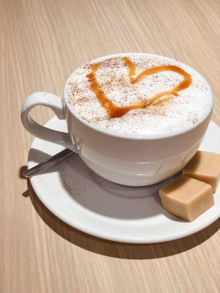 Een beetje liefde in m'n koffie