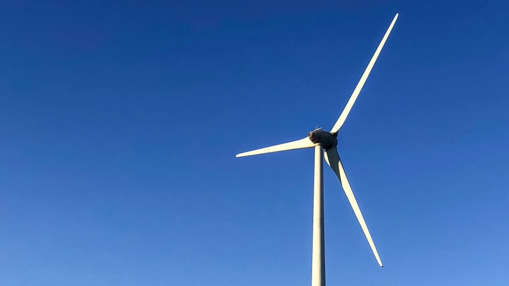 Windmolen bij Hardinxveld