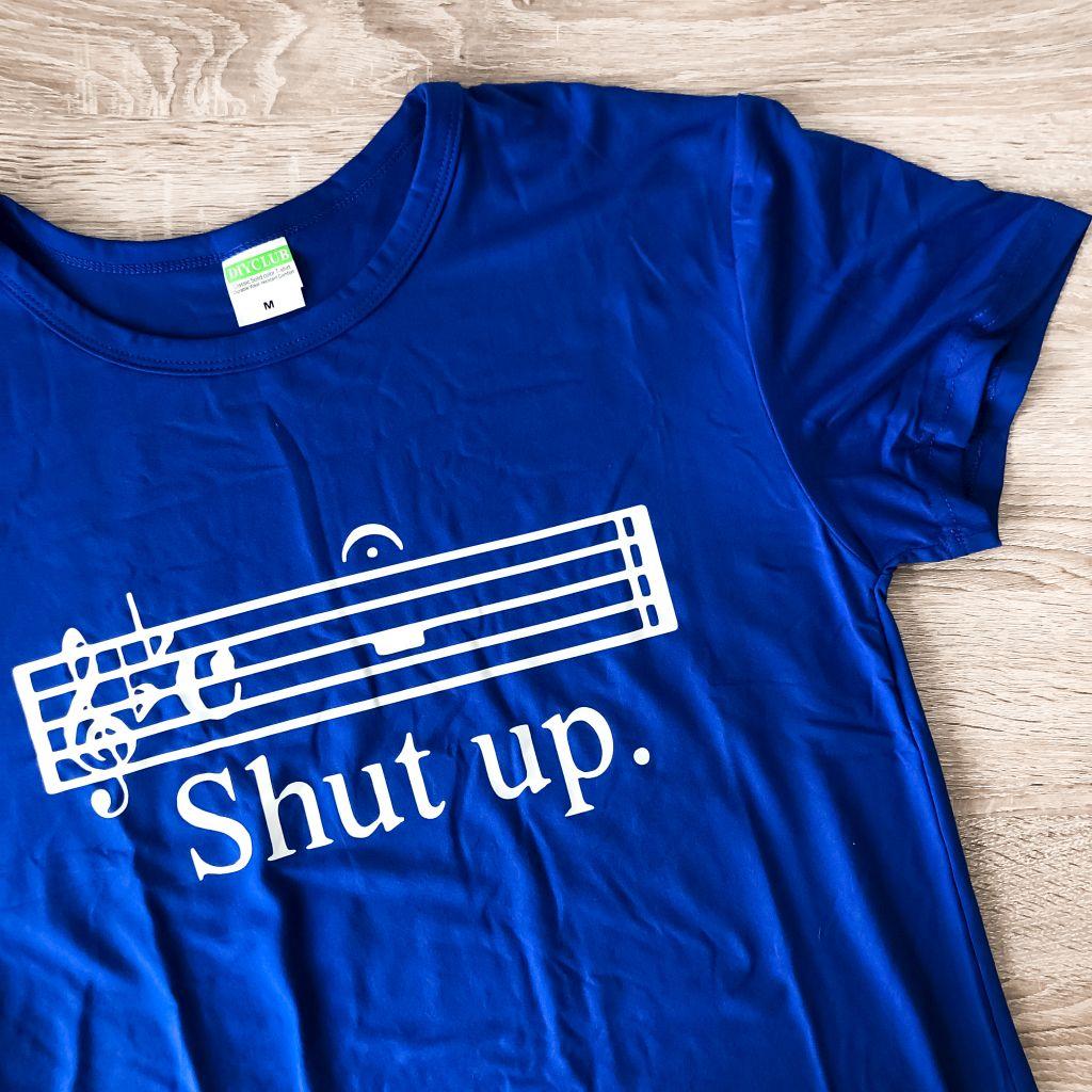 Leuk t-shirt