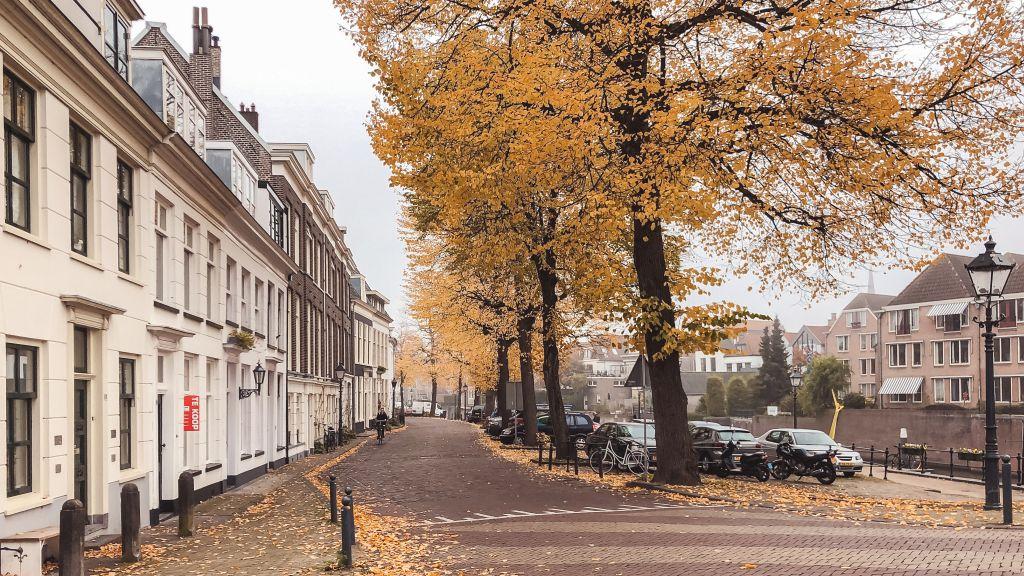 Herfst in Gorinchem