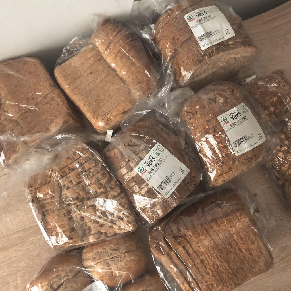 Broodbox van Spar