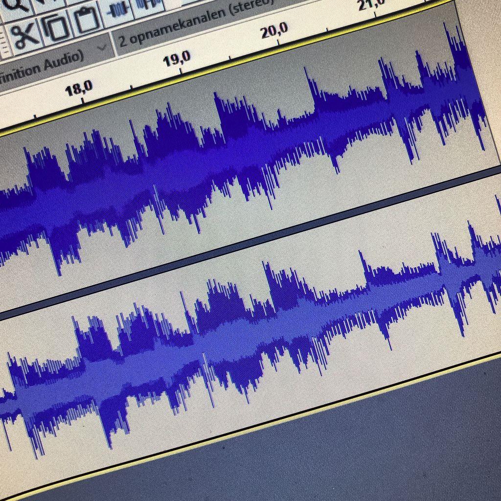 Spelen met audio