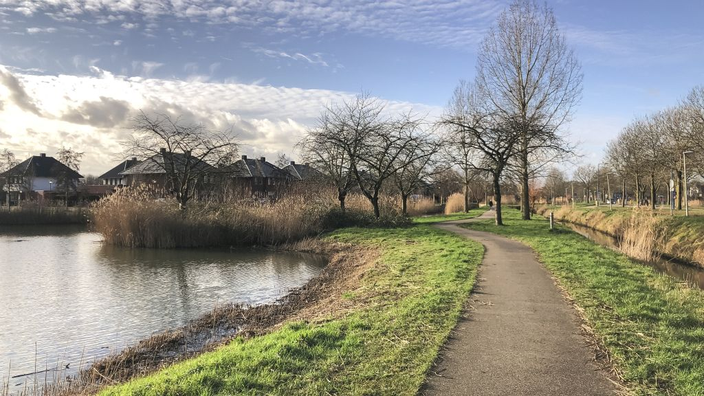 Mooi weer om te wandelen
