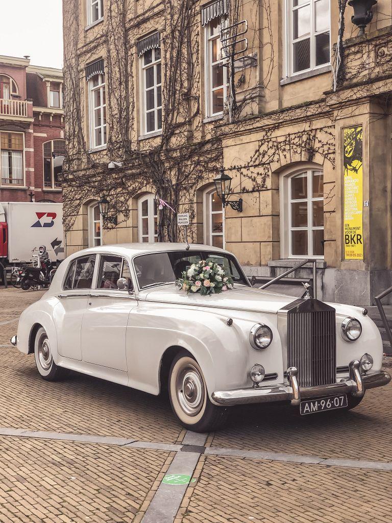 Mooie Rolls Royce