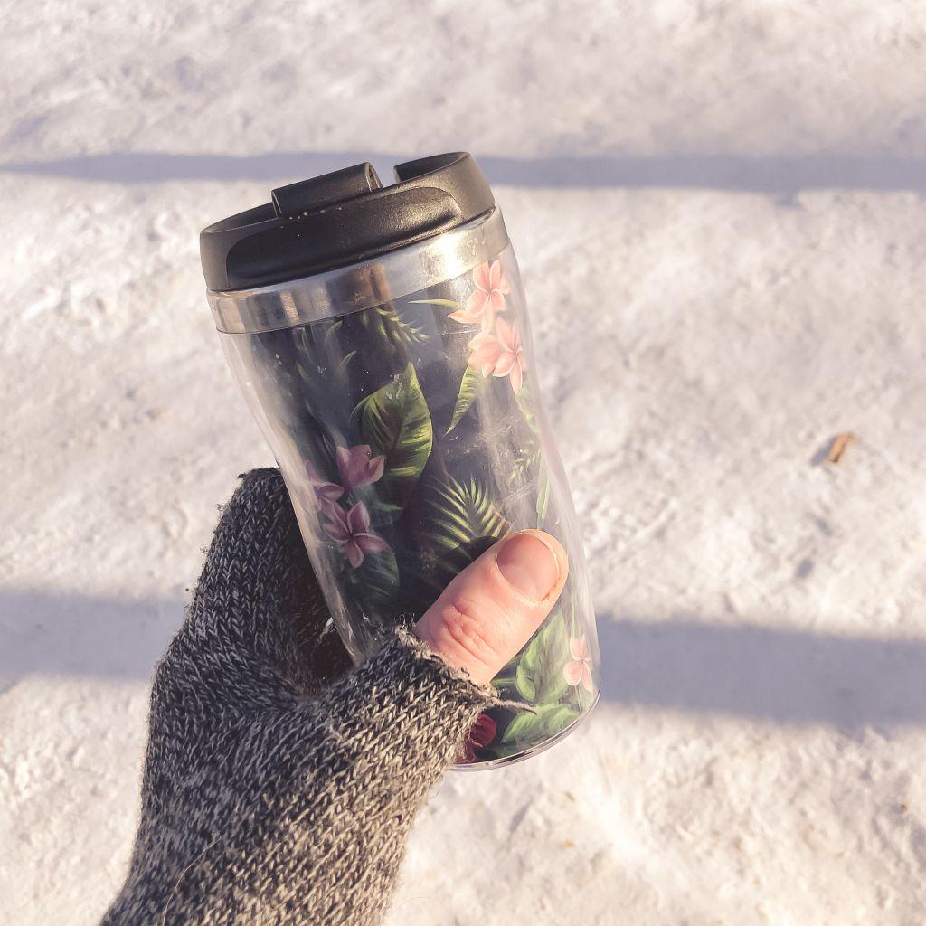 Koffie voor onderweg