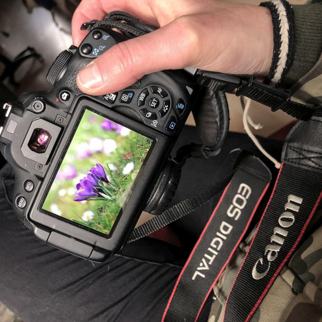 Fotograferen met m'n Canon