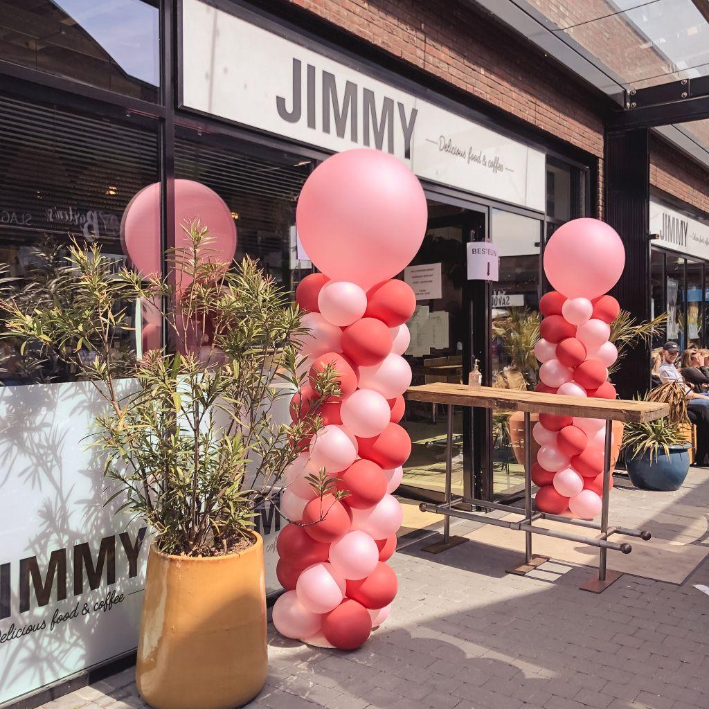 Aardbeien walk-in bij Jimmy