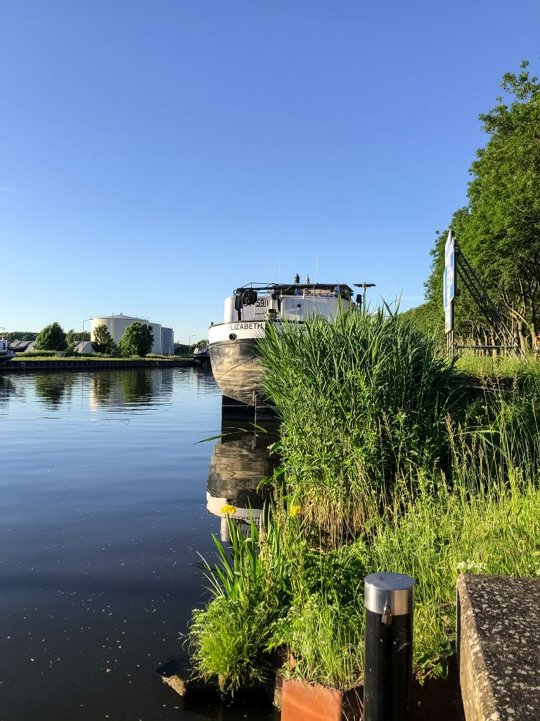 Merwedekanaal, Gorinchem