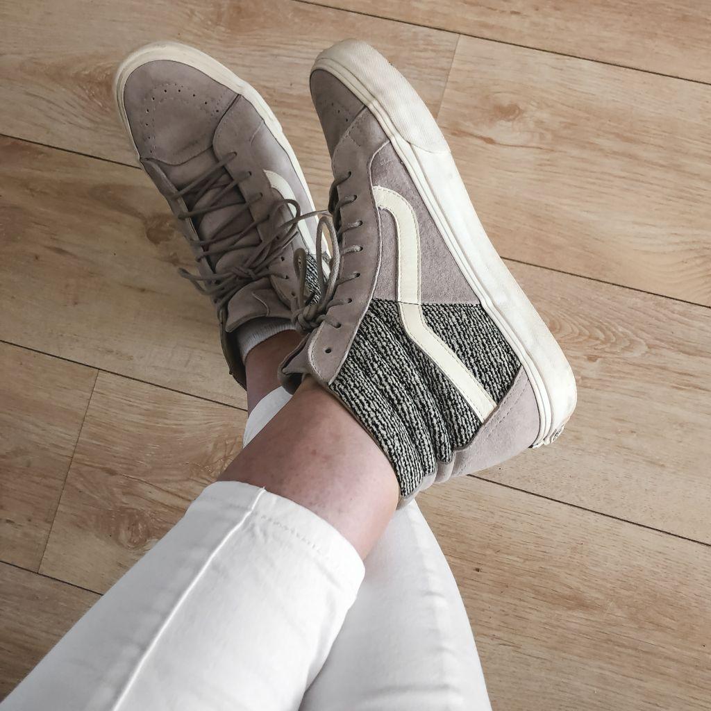 'Nieuwe' schoenen