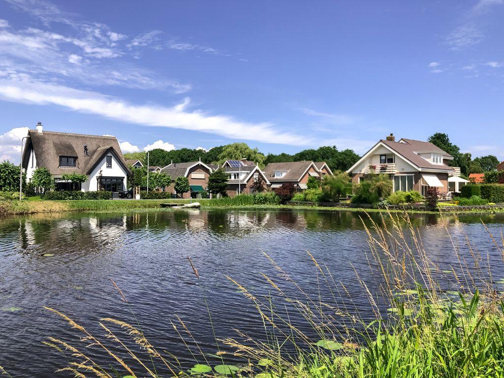 Huizen aan het water, Bleskensgraaf