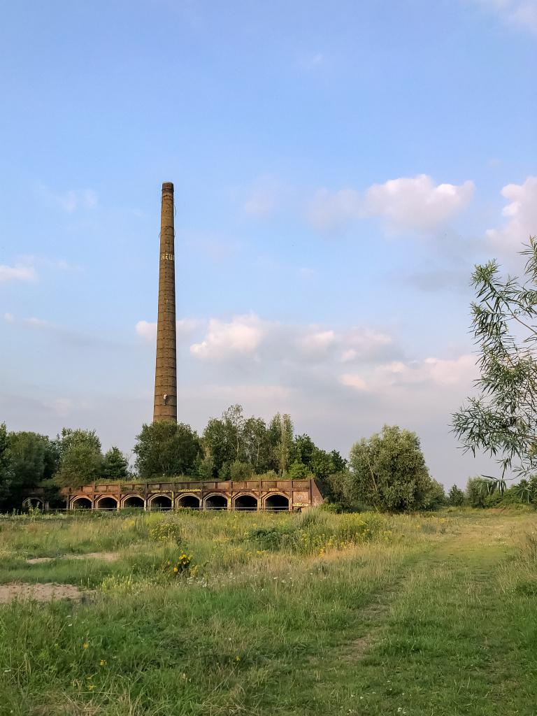 Oude Steenfabriek, Vuren