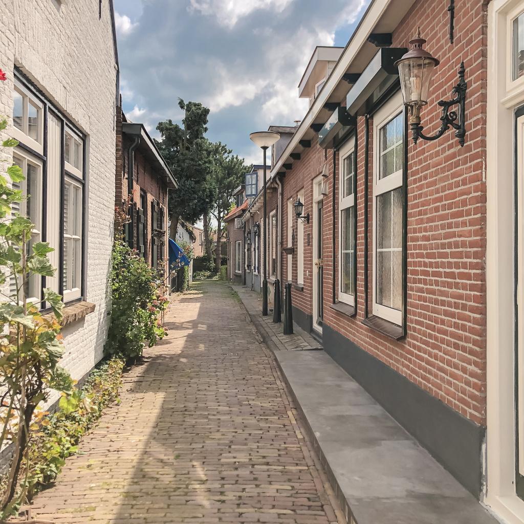 Langesteeg, Werkendam