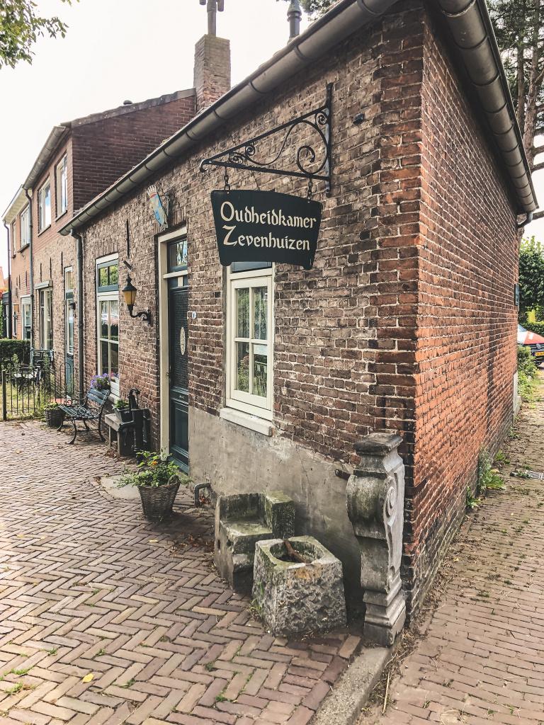 Oudheidskamer, Werkendam