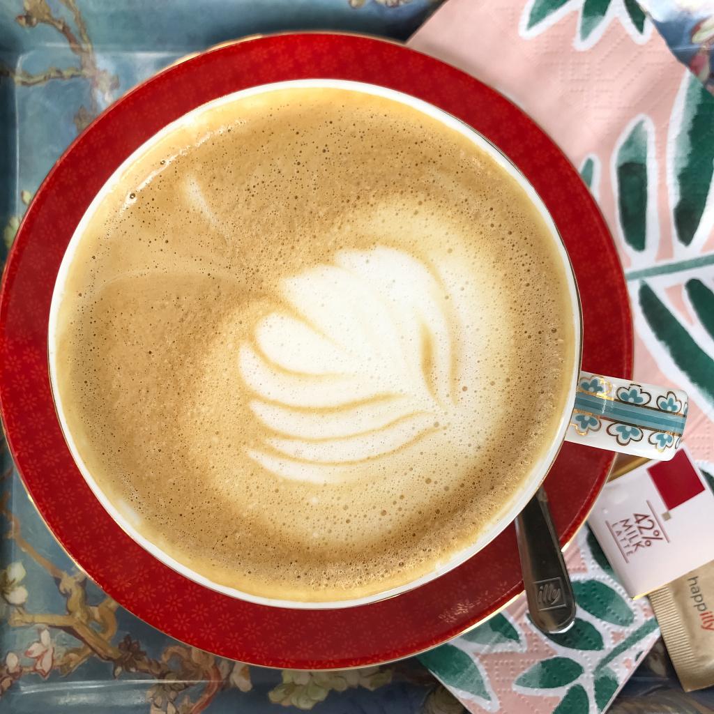 Koffie met kunst