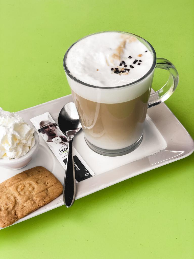 Koffie bij DeliFrance