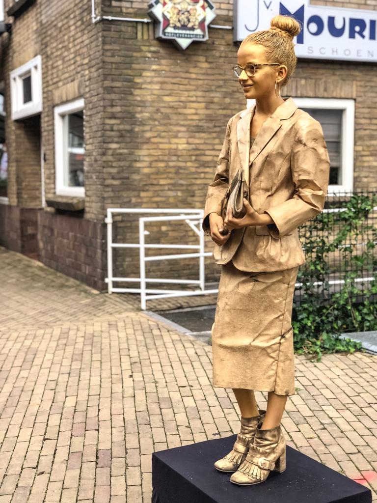 Living statue, Sliedrecht