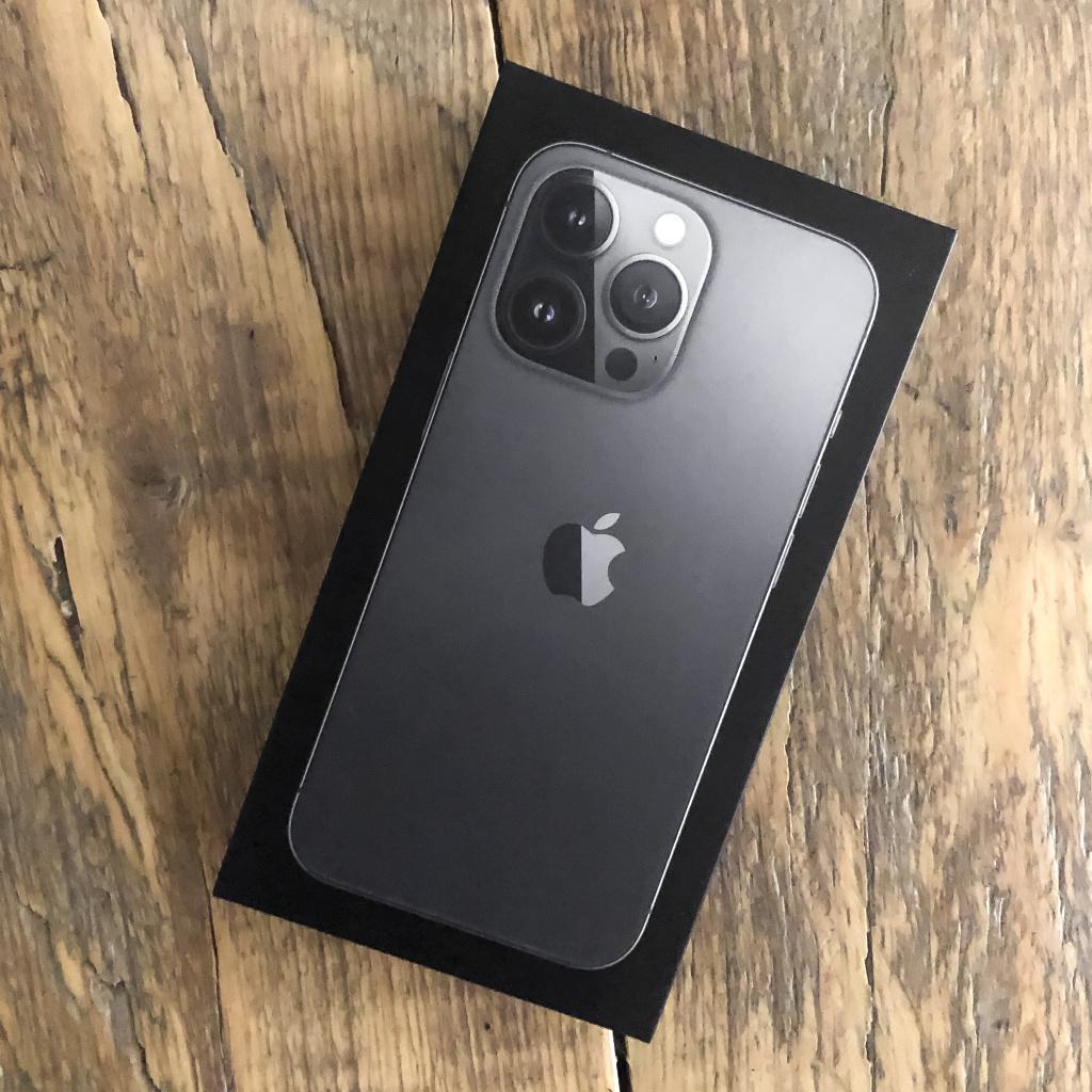 Nieuwe iPhone!