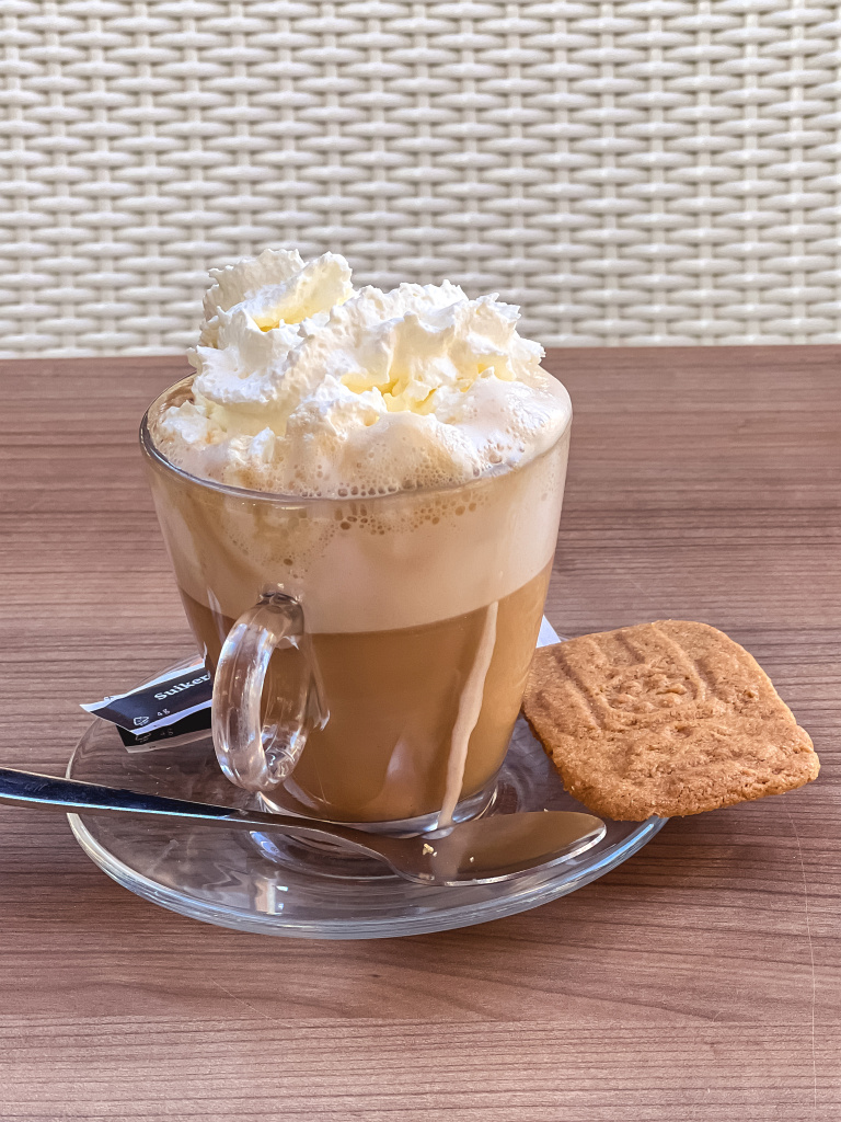 Luxe cappuccino